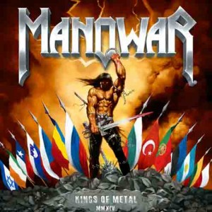 Manowar - Kings of Metal MMXIV (2014)